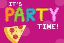 Party Time  / by Inbal Mizrahi