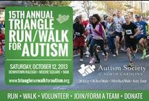 Run/Walk for Autism / by Autism Society of North Carolina