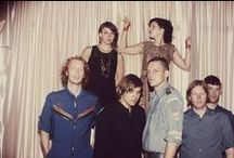 Arcade Fire / One the greatest bands on planet earth / by Alexa Cooley