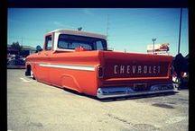 chevy trucks / by Terri Martinez