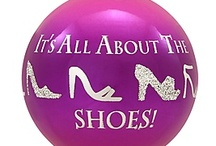 its all about the shoes / by Christy Scroggins Parente