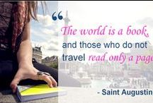 Travel quotes / by Terravision Group