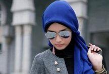 Teenage Hijab Styles / Latast hijab fashion for girls & hijab styles for teenagers / by Hijab Styles