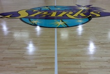 Court Renovations / by Los Angeles Sparks