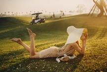 I <3 Golf / by Christina Smiley