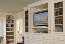 Built-Ins / by Christina Smiley