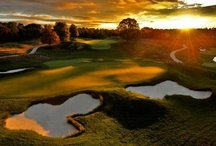 For the Love of Green....Golf Courses / by Christina Smiley