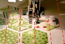 For the love of quilts - tutorials & patterns / by Kelly S.