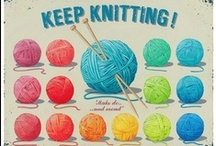 Crochet and knitting Stitches, ,How to's, tips, and tutorials  / by Lynn Curry