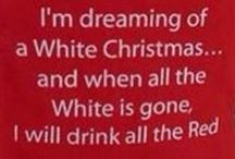 CHRISTMAS WITH SPIRIT / Navidad con estilo: Cocteles, postres, regalos, tarjetas, mesas de navidad, decoracion de la casa. / by Claudia Bienen