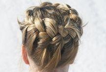 Hair I love  / by Shannon Leathem
