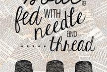 Needles / by Sheri Millsap