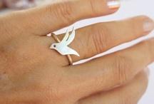 Jewelery / by Marina du Toit