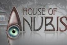 House of Anubis / There are dark secrets hidden in these walls -Sibuna- / by Simon Michel-N.