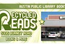 Local, Literary Austin  / by Texas Book Festival