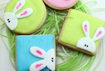 Hippity Hoppin' / Easter ideas / by Tammey Phillips