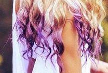 Hair Ideas / by Laura Stewart