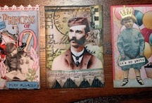 Awesome ATCs, Inchies, Twinchies, etc / by Kay Carlson