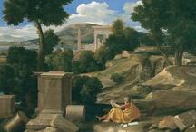 Nicolas Poussin (1594- 1665) / by Treta Peta