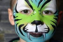 Face painting / by ***EVERYTHING DIY***