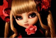 OOAK Madness - The Pullip Line / A collection of images featuring Pullip and her friends / by OOAK Angel