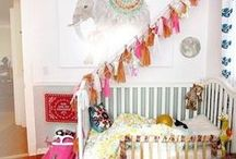 kids spaces / by Sarah Arkanoff