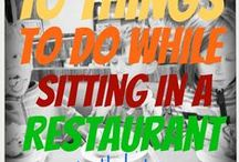 Kid-friendly Restaurants / by UrbanSitter