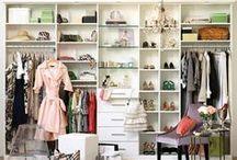 Closet / by Domestic Fashionista