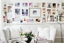 Gallery Walls / by Domestic Fashionista