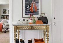 Entryway / by Domestic Fashionista