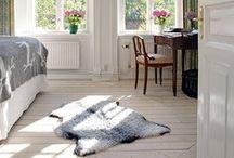 hide rugs / by Danielle Brand