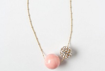 Jewelry Inspiration / by Domestic Fashionista