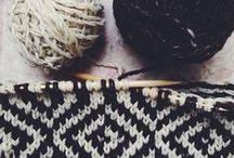 Knitting / by Francesca Guzzetta
