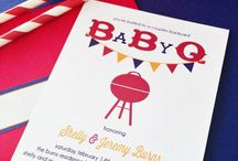 Baby-Q Shower Ideas / by Paola Rouhizad