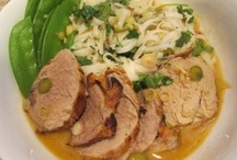 Pork / Gluten, Casein (Dairy) and Soy-Free Recipes / by TACA NOW
