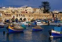 Honeymooning in Malta / by Carlee Zarb