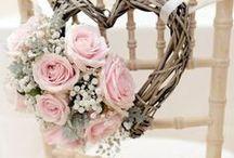 Shabby Chic/Rustic/Vintage Wedding / Shabby Chic/Vintage Wedding Ideas / by Handmade for Love