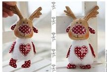 Christmas Crafts/Kerst / Christmas Ideas / by Handmade for Love