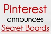 Pinterest News / by Pinterest Mastery