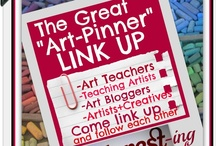 Pinterest for Artists / by Pinterest Mastery