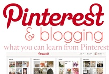 Pinterest for Bloggers / by Pinterest Mastery