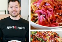 #cavafresh & fit / To celebrate National Nutriton Month, we've teamed up with Cava Grill to share our team's favorite healthy meals and their team's favorite workouts! We're also giving away a free year of Sport&Health membership dues + $75 to spend at CavaGrill! Learn more @ sportandhealth.com/cavafresh / by Sport&Health