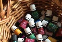 Young Living Oils / by JoNell Orth