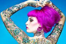 Tattoos / by Hannah Jenkins