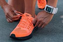 RUN FARTHER / Gear up with Nike Running favorites. Push harder. Run farther.  / by Nike Women