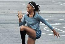 ALLYSON FELIX / OLYMPIC SPRINTER. GOLD MEDALIST. / by Nike Women