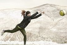 SPENCER O'BRIEN / CHAMPION SNOWBOARDER. / by Nike Women