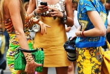 Street Style / '' City streets are the real runways '' / by Fashion and Lifestyle