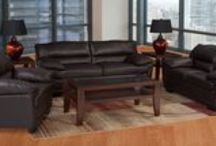 Living Rooms by AFW / Make your living room beautiful for less at AFW! You won't believe our prices! Give us a try! / by American Furniture Warehouse