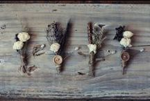 {Groomsmen ideas} / Groomsmen inspiration ideas - going for that whole vintage, rustic-chic style.  / by Upcycled Treasures/A Handcrafted Wedding